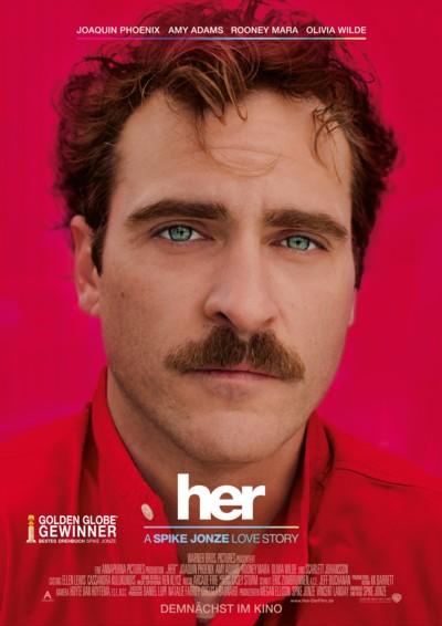 Her - Plakat