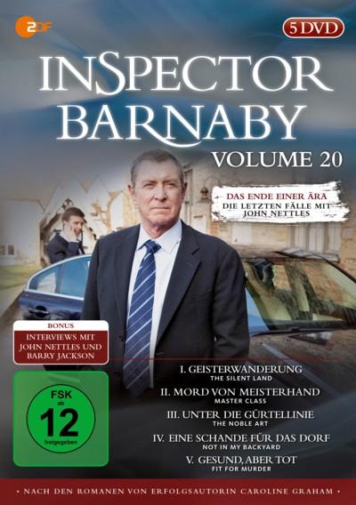 Inspector Barnaby - Volume 20
