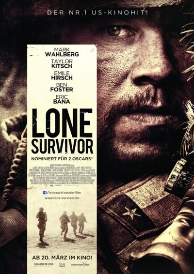 Lone Survivor - Plakat