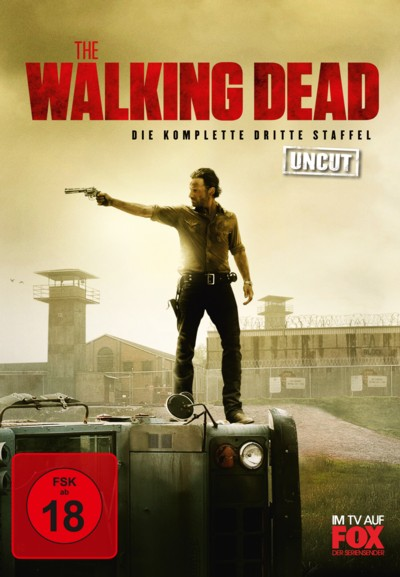 The Walking Dead - Staffel 3 - 4