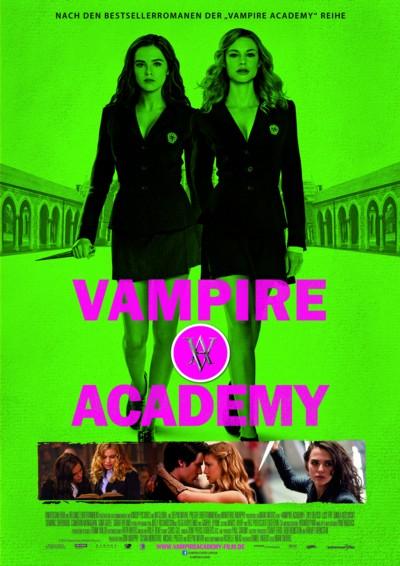 Vampire Academy - Plakat
