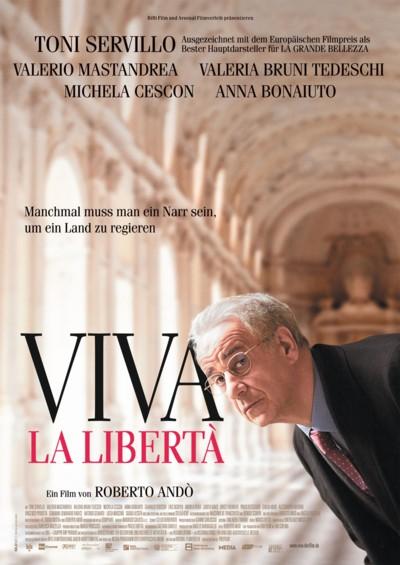 Viva la Liberta - Plakat