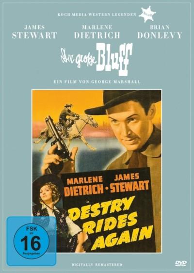 Der große Bluff - DVD-Cover