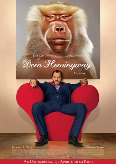 Dom Hemingway - Plakat