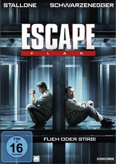 Escape Plan - DVD-Cover