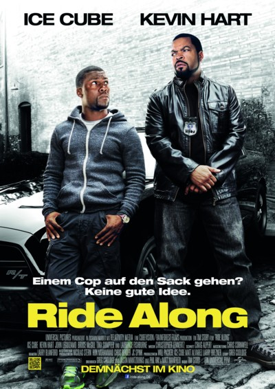 Ride Along - Plakat