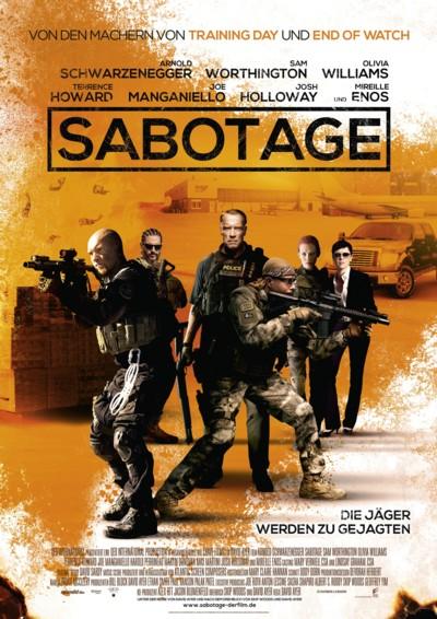 Sabotage - Plakat - 4