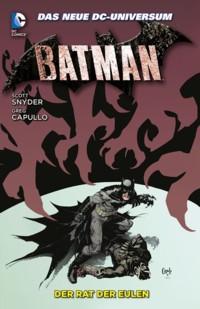 Snyder - Batman - Der Rat der Eulen - Hardcover - 2