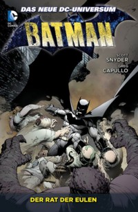 Snyder - Batman - Der Rat der Eulen - Softcover - 2