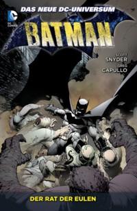 Snyder - Batman - Der Rat der Eulen - Softcover - 2