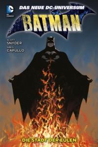 Snyder - Batman - Die Stadt der Eulen - Hardcover - 2