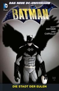Snyder - Batman - Die Stadt der Eulen - Softcover - 2