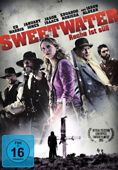 Sweetwater - DVD-Cover
