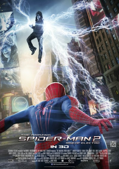 The Amazing Spider-Man 2 - Plakat