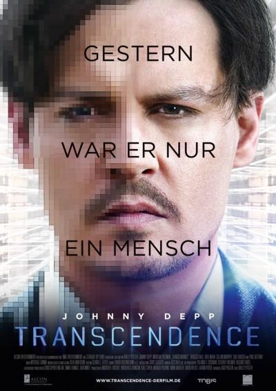 Transcendence - Plakat