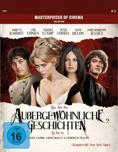 Außergewöhnliche Geschichten - Blu-ray