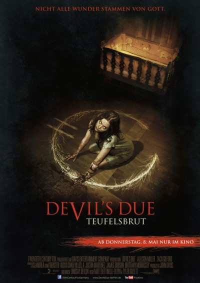 Devil's Due - Plakat