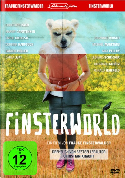 Finsterworld - DVD-Cover