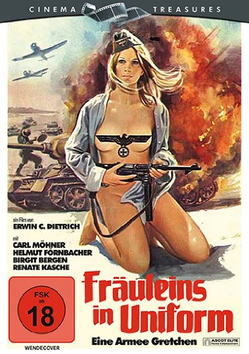 Fräuleins in Uniform - DVD