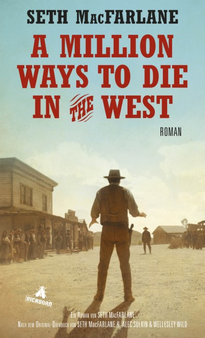 MacFarlane - A Million Ways to die in the West