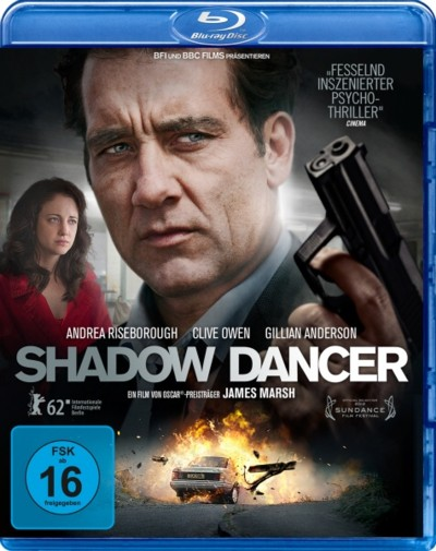 Shadow Dancer - Blu-ray-Cover