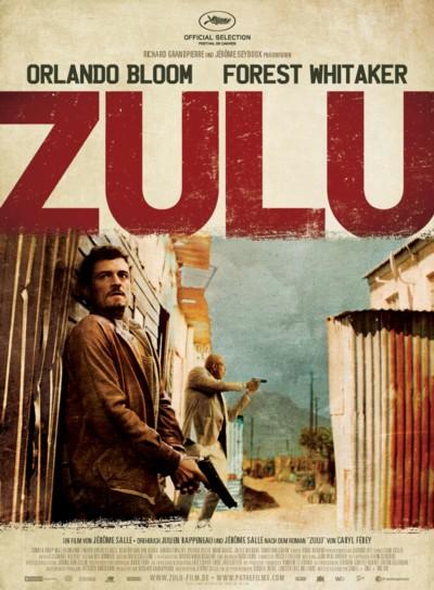 Zulu - Plakat