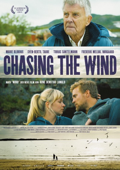 Chasing the Wind - Plakat