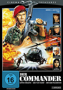 Der Commander - DVD-Cover