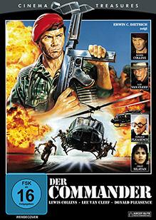 Der Commander - DVD-Cover