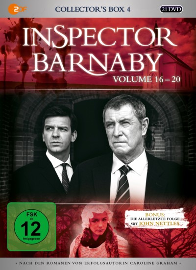 Inspector Barnaby - Collector s Box 4