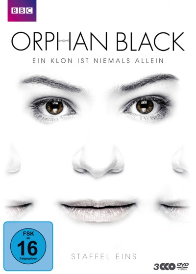 Orphan Black - Staffel 1 - DVD-Cover