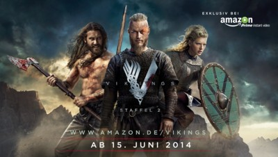 Vikings - Staffel 2 Amazon - 4