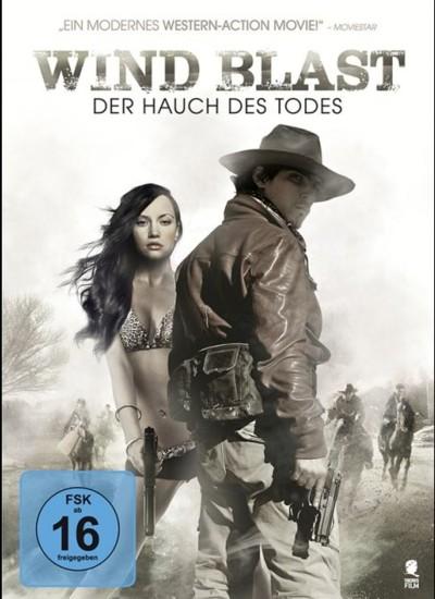 Wind Blast - DVD-Cover