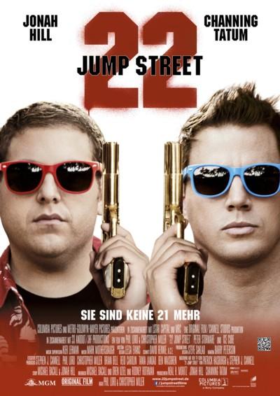 22 Jump Street - Plakat