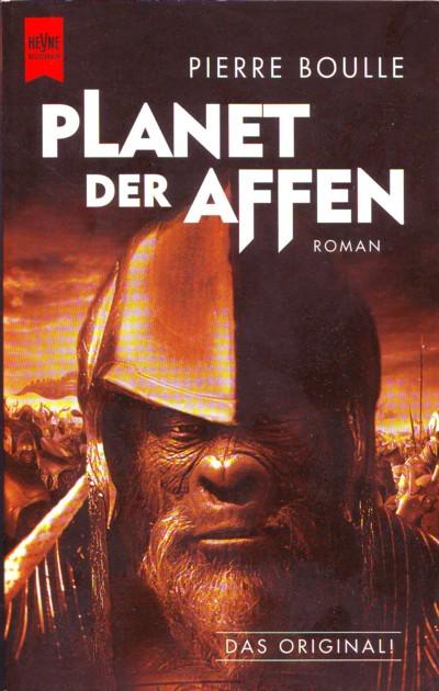 Boulle - Planet der Affen - Heyne 2001