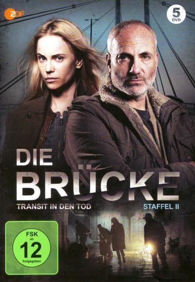 Die Brücke II - DVD-Cover