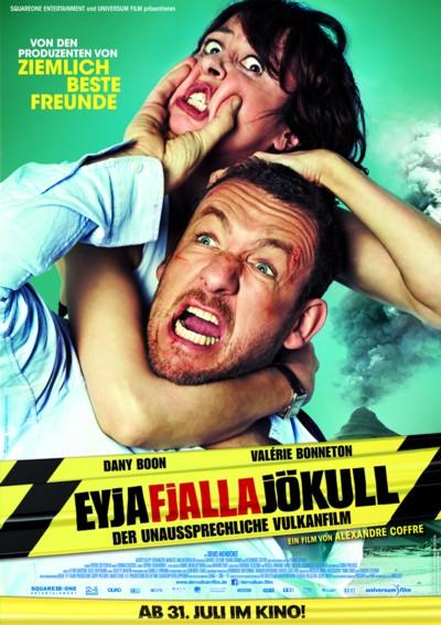 Eyjafjallajoekull - Plakat