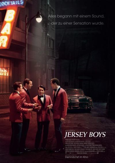 Jersey Boys - Plakat