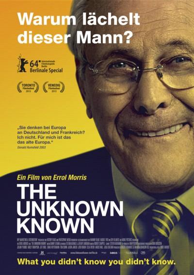 The Unkown Kown - Plakat - 4