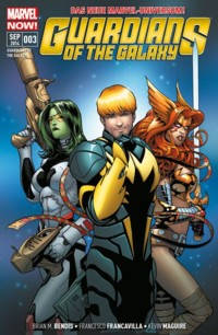 Bendis - Guardians of the Galaxy - 3