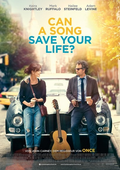 Can a Song save your Life - Plakat