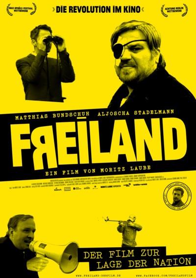 Freiland - Plakat