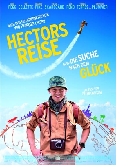 Hectors Reise - Plakat
