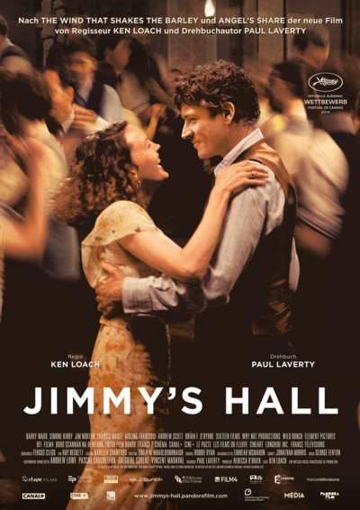 Jimmys Hall - Plakat