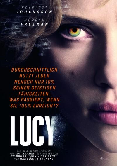 Lucy - Plakat