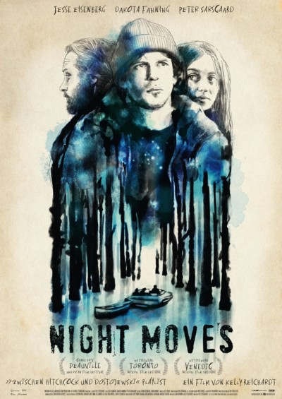 Night Moves - Plakat - 4