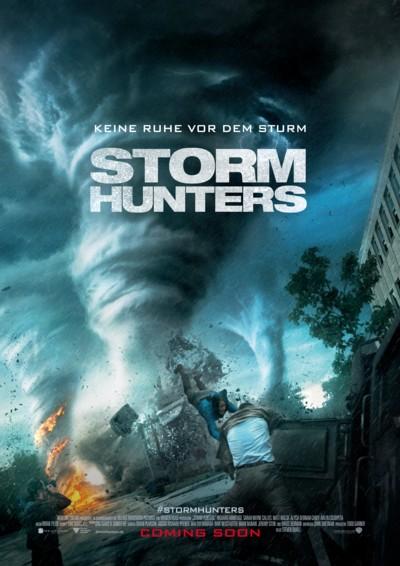 Storm Hunters - Plakat