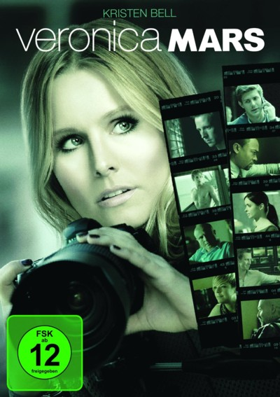 Veronica Mars - DVD-Cover - 4