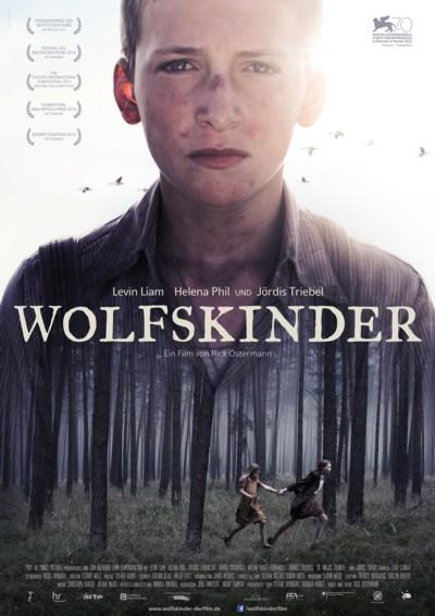 Wolfskinder - Plakat
