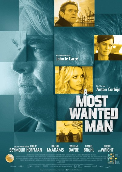 A most wanted man - Plakat